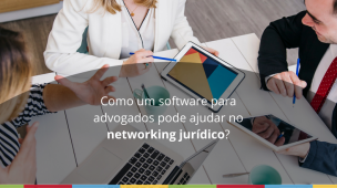 software para advogados networking