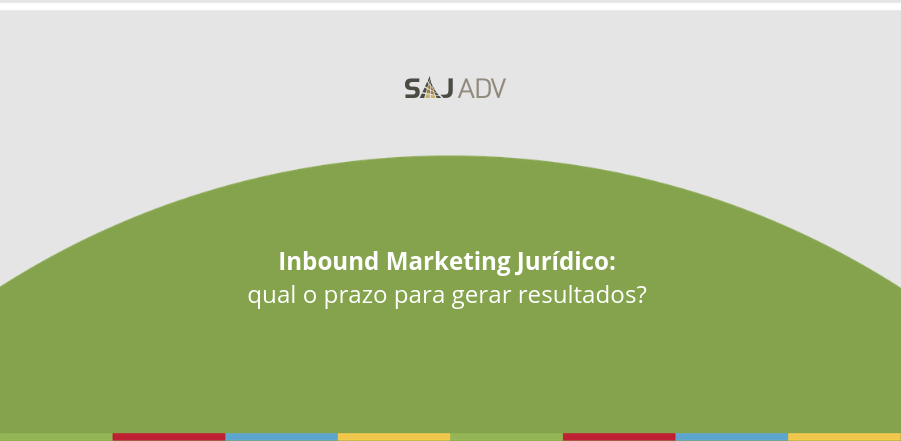 inbound marketing juridico prazo para resultados