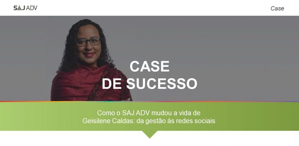 case geisilene - software jurídico