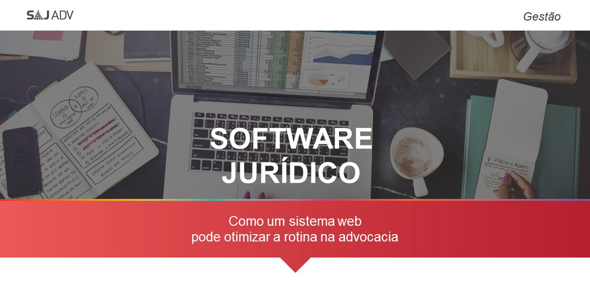 software jurídico sistema web